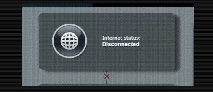 Internet Status Disconnected Smallnetbuilder Forums