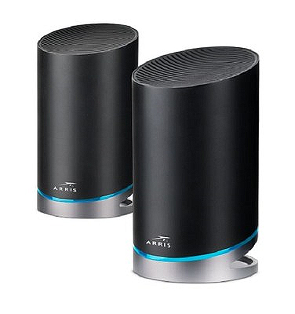 CES 2019: ARRIS Announces Tri-Band Wi-Fi 6 Mesh System With