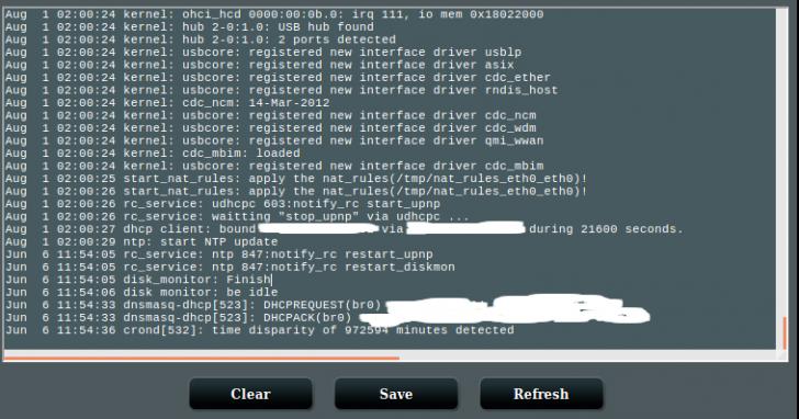 Incorrect date/time in system log   SmallNetBuilder Forums