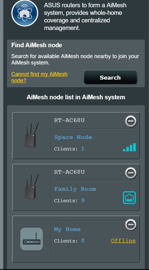 Official Release] AiMesh Firmware v3 0 0 4 384 10007 for All
