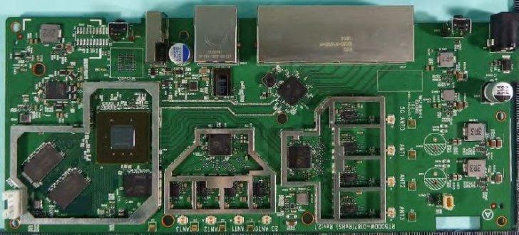 Charter RAX1V1K - 4x4 802 11ax Wireless Router w/Qualcomm IPQ8072+