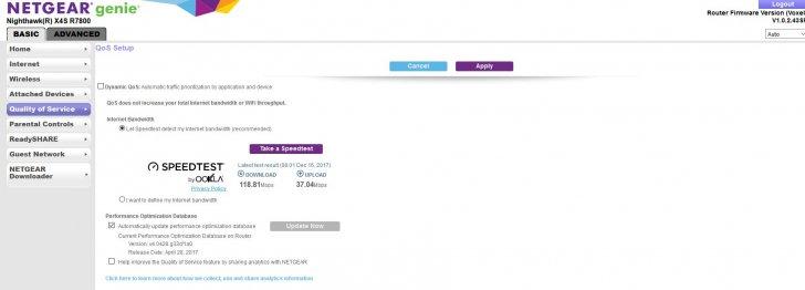 Netgear X4S (R7800) Guest Wifi Problem   SmallNetBuilder Forums