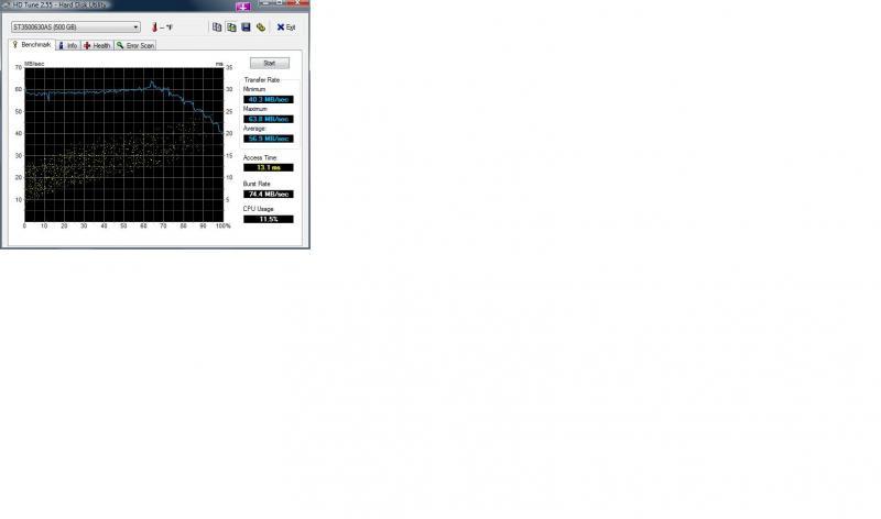 """Seagate Barracuda 7200.12 1TB 3.5/"""" SATA Hard Drive ST31000528AS 1000MB *Tested*"""
