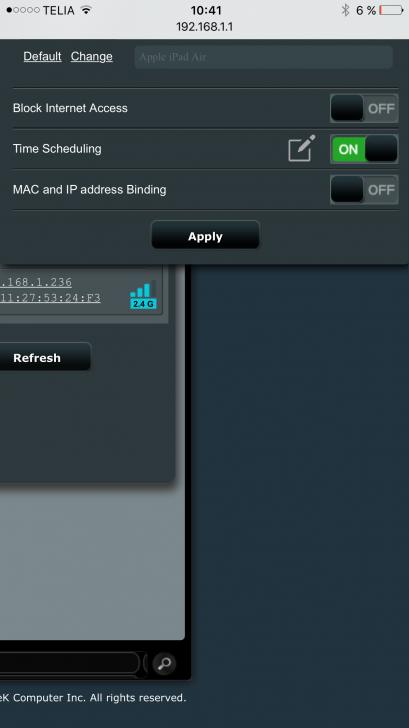 Asus Router app | SmallNetBuilder Forums