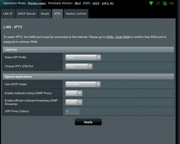 High cpu usage - Core 1 when using BTTV IPTV 4K Channel