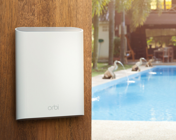 Netgear Adds Wi-Fi 6 Mesh System And AC3000 Mesh Extender To