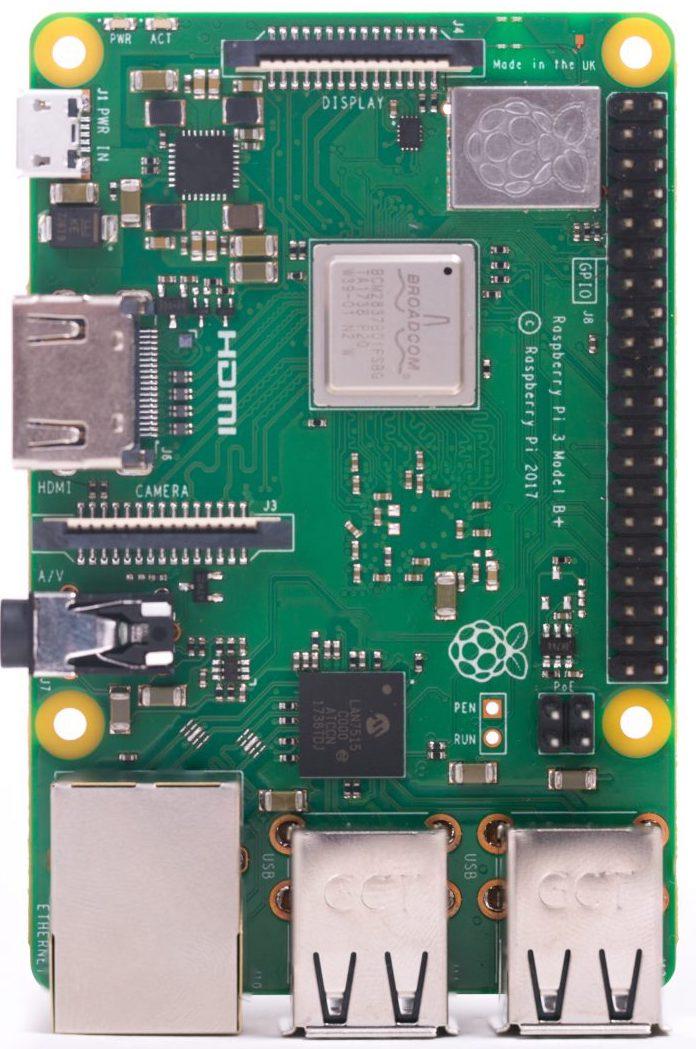 Raspberry Pi 3 B+ Board Released - 3/14 | SmallNetBuilder Forums