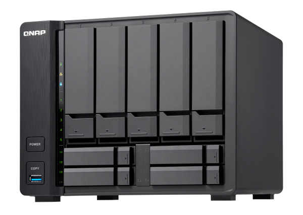 Qnap Rounds Out 9-Bay NAS Series With Kaby Lake-Based TS-951X