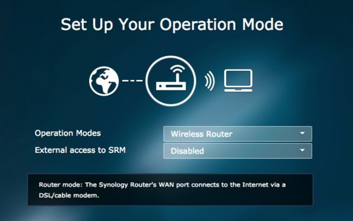 Add Synology router to Verizon Actiontec router | Page 2