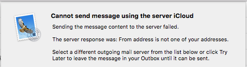 Merlin and iCloud mail not working | SmallNetBuilder Forums