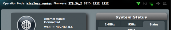 WAN IP not passing through to Merlin FW on CenturyLink fiber