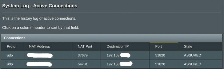 Wireguard handshake fails - Asus Merlin 384 9 | SmallNetBuilder Forums