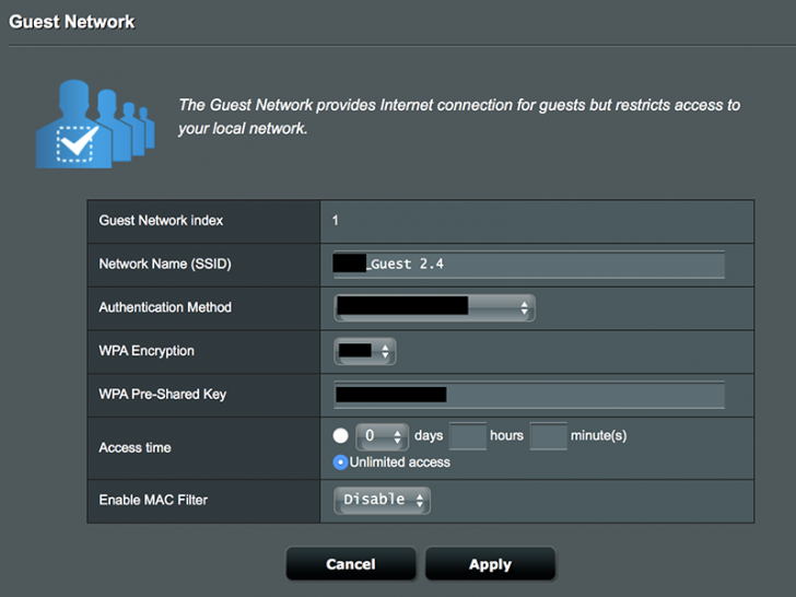 Guest Networks not isolated in AP mode? | SmallNetBuilder Forums