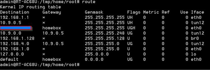 OpenVPN server route to client lan   how ? | SmallNetBuilder
