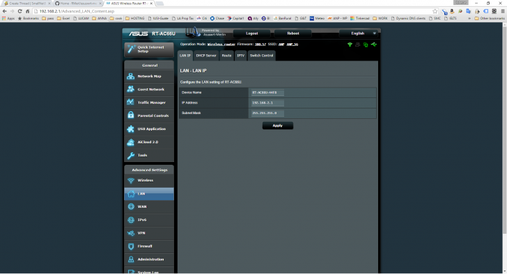DHCP stops working after a while | SmallNetBuilder Forums