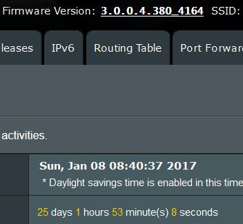 how to reboot rt n66u manually