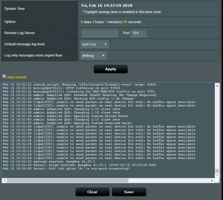 Preview] Asuswrt-Merlin 384 4 test builds | SmallNetBuilder
