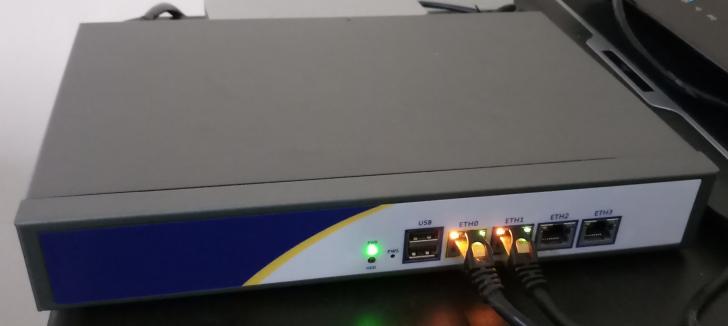 Replacing the guts of my pfSense appliance | SmallNetBuilder