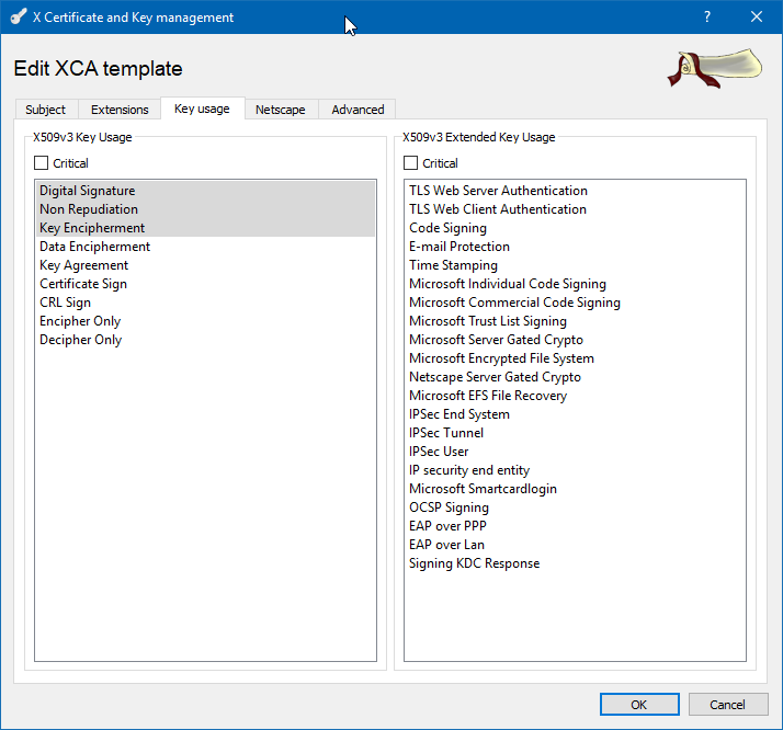 Tool to manage your own Certificate Authority | SmallNetBuilder Forums