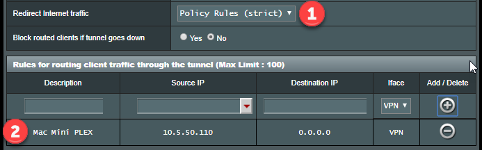 Custom routing config  Need advice | SmallNetBuilder Forums
