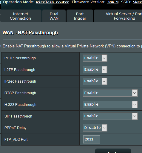 NAT settings and VOIP phone   SmallNetBuilder Forums