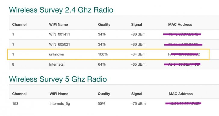 DELETE vs  Disable the 2 4Ghz Interface?   SmallNetBuilder