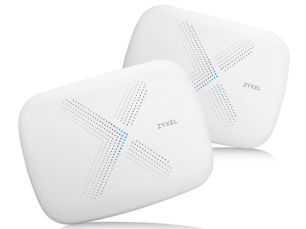 Zyxel Joins The Mesh Wi Fi System Market With Multy X